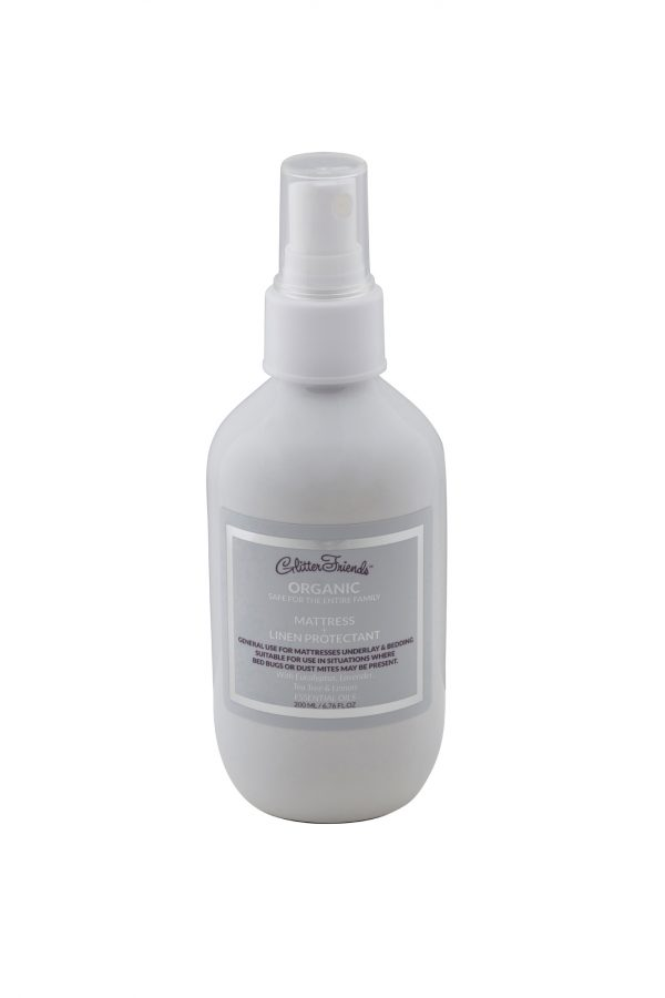 MATTRESS + LINEN PROTECTANT made with Organic Ingredients 200ml