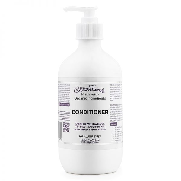 Hair Conditioner made with organic ingredients 500ml